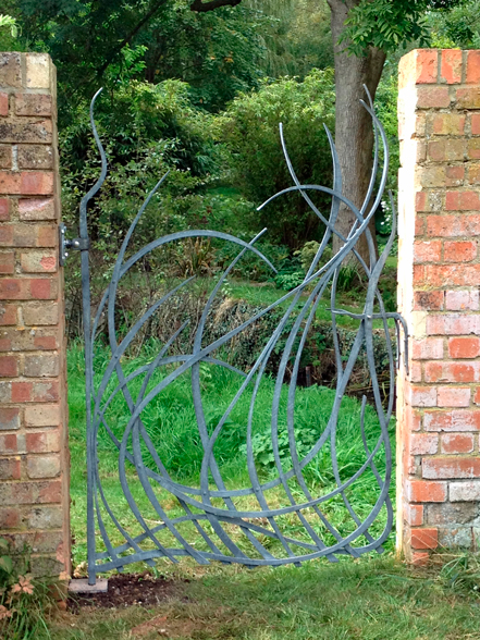 Water Mill Gate