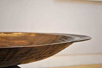 'Wishing Dish' detail